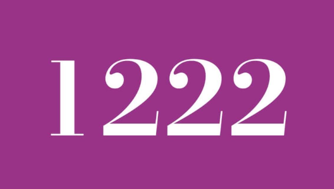 Die Bedeutung der Zahl 1222