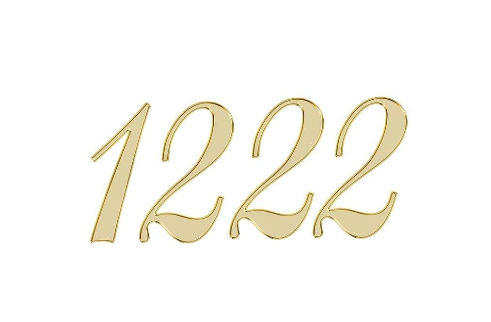 Engelszahl 1222