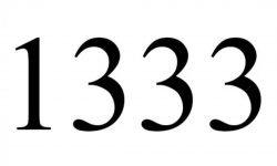 Engelszahl 1333: Symbole und ihre Bedeutung
